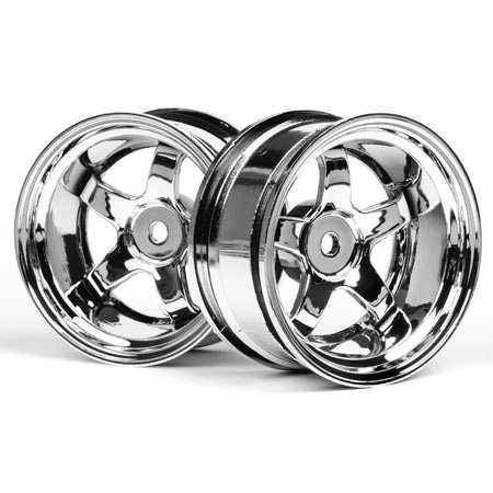 Work Meister Wheel Chrome 9mm Offset