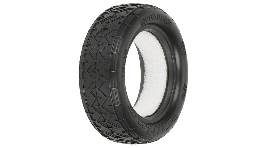 Fr Suburbs 2.2 2WD M4 Off Road Buggy Tires