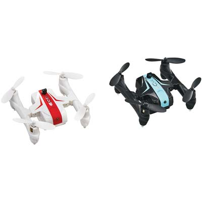 Micro Battle Drone Set Infrared Technology RTF