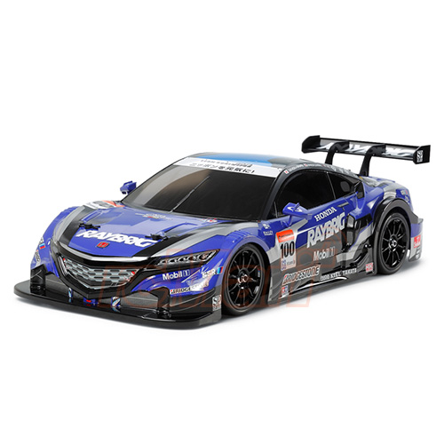 1/10 Raybrig NSX Concept-GT Body Parts